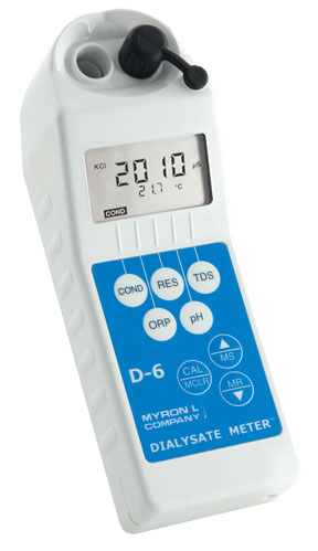 Digital Dialysate Meters